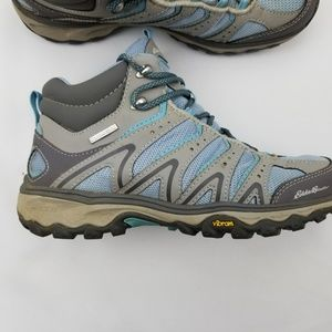4e33b78a57f Eddie Bauer Women's Hiking Boots Size 7.5 Lace up